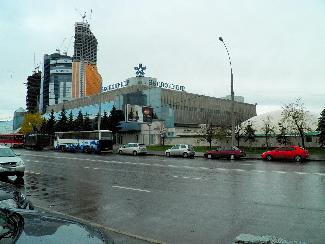 Moscow - Vladikavkaz: road of contrasts